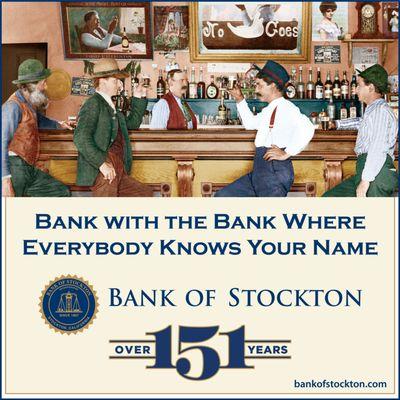 Bank Of Stockton 301 E Miner Ave Stockton CA Banks MapQuest