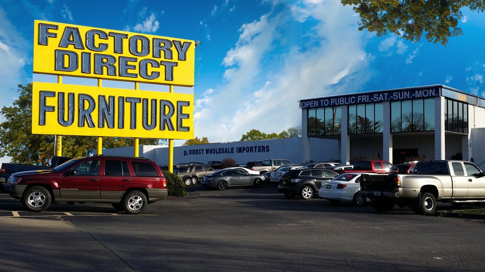 Factory Direct Furniture: 5090 S Ter, Chattanooga, TN