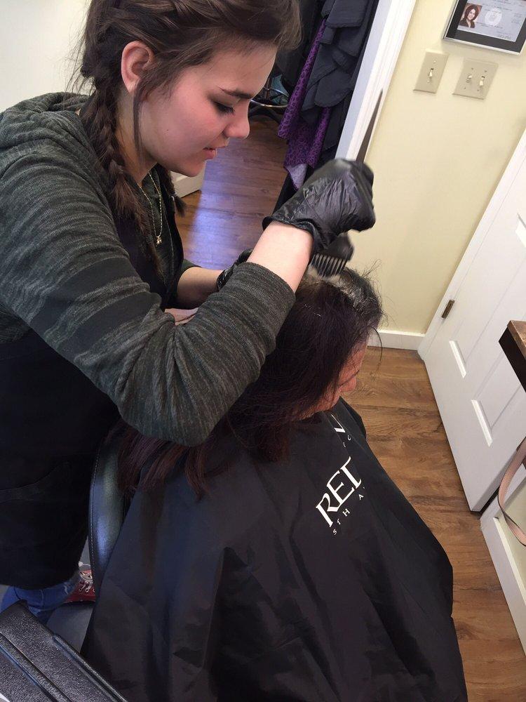 Vicki's Hair Fashions: 9 Lansing Ave, Cortland, NY