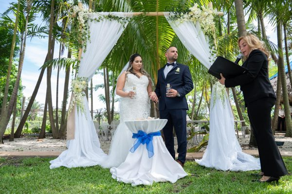 Reflections Wedding Officiant