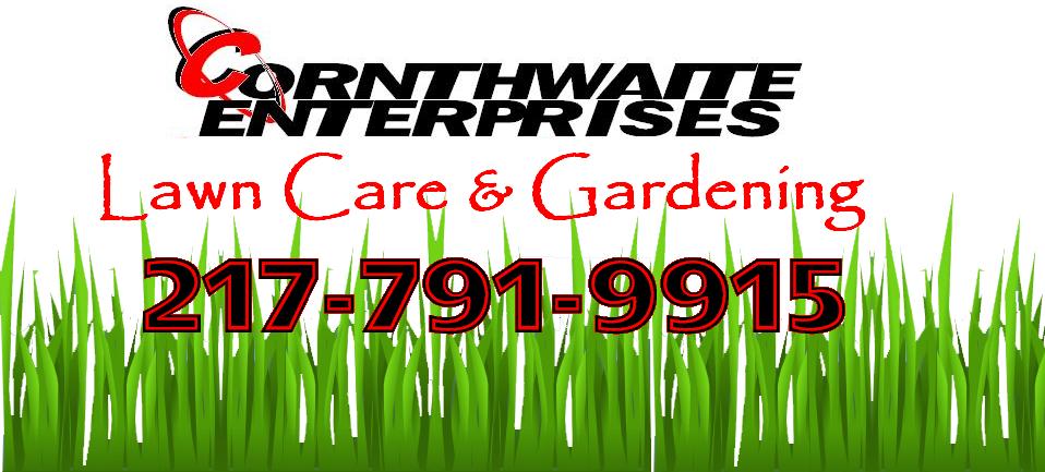 Cornthwaite Enterprises Lawn Care: Decatur, IL
