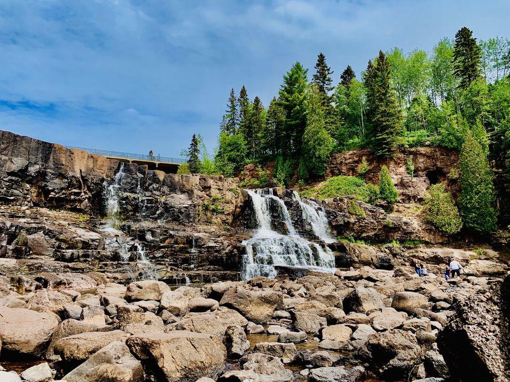 Gooseberry Falls State Park: 3206 Hwy 61 E, Two Harbors, MN