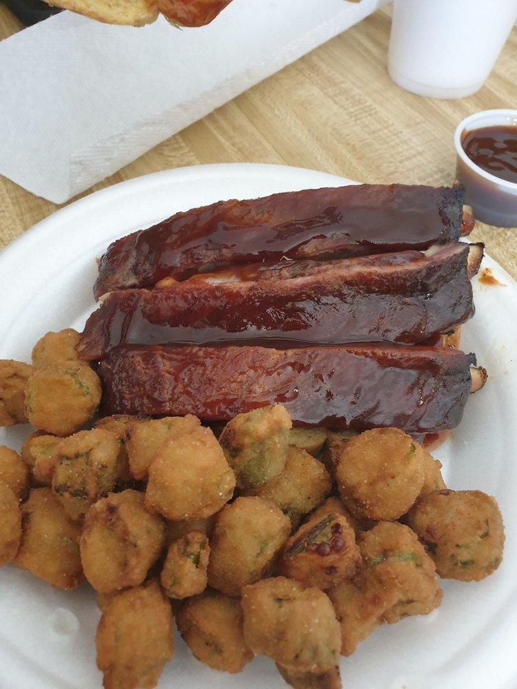 Miller's Barbecue: 7970 GA-133, Morven, GA