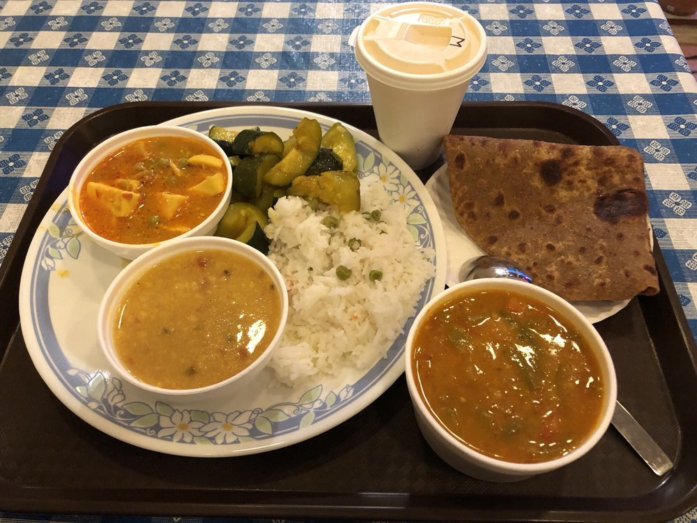 Gupta Vegetarian: 51 S Court St, Fairfield, IA