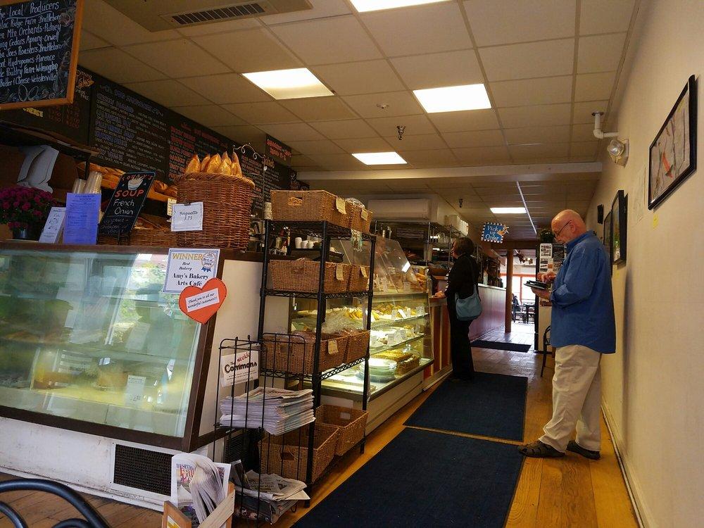 Amy's Bakery Arts Cafe - 23 Photos & 80 Reviews - Bakeries ...
