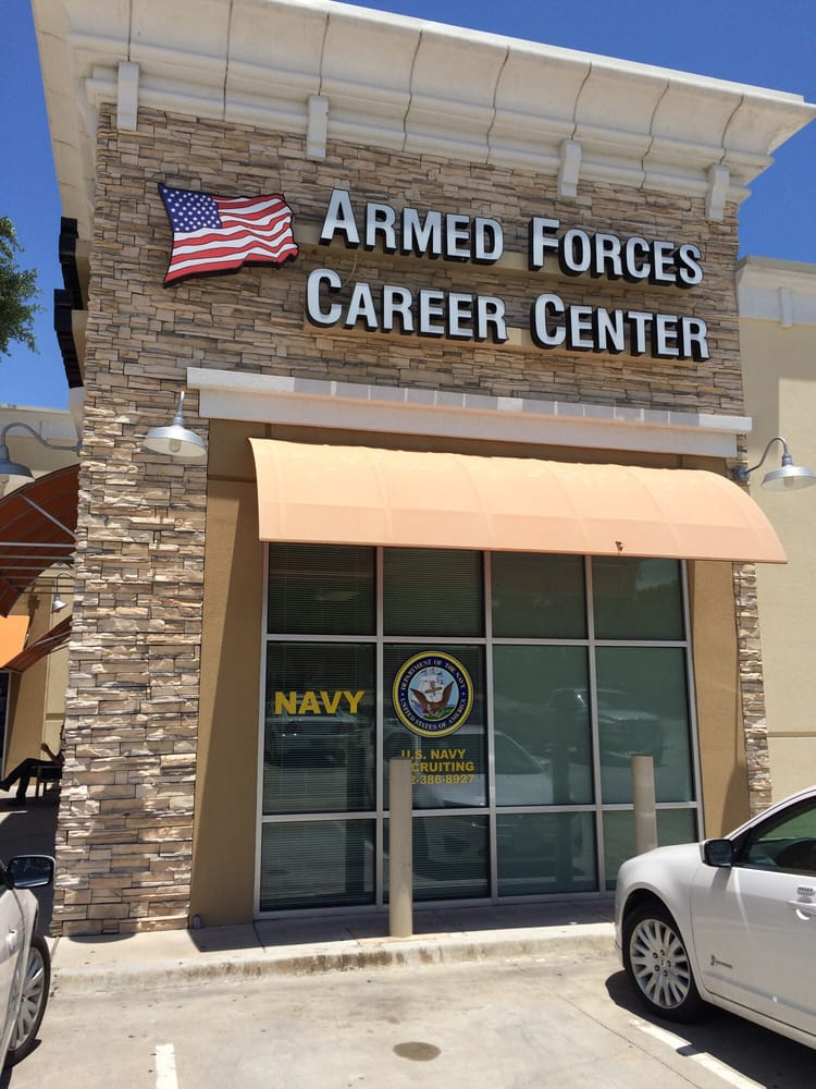 US Navy Recruiting Station