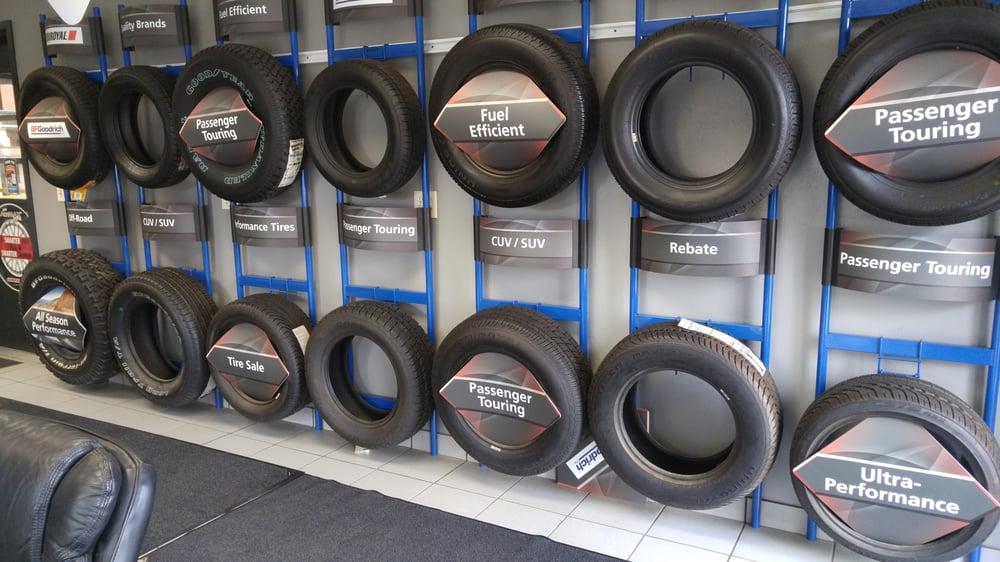 Autowerks Tire & Tune: 1201 Breezy Ln, Winona, MN
