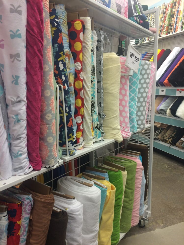 Jo ann fabric and craft store 29 photos fabric stores for Michaels craft store houston