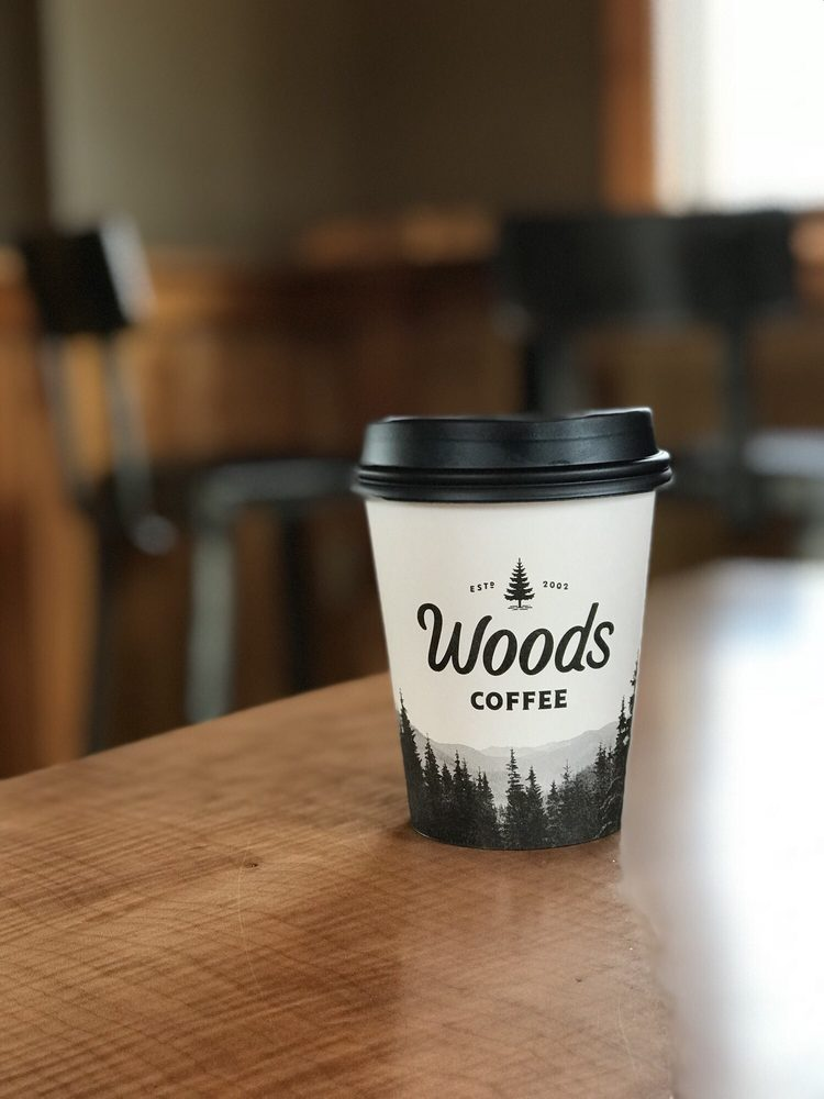Social Spots from Woods Coffee