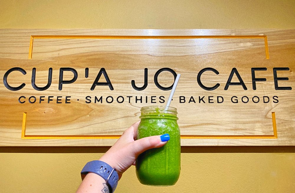 Cup of Jo Cafe: 303 Maple Ave, Harleysville, PA