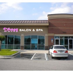 Photo Of Divas Salon And Spa   Winter Garden, FL, United States. Storefront