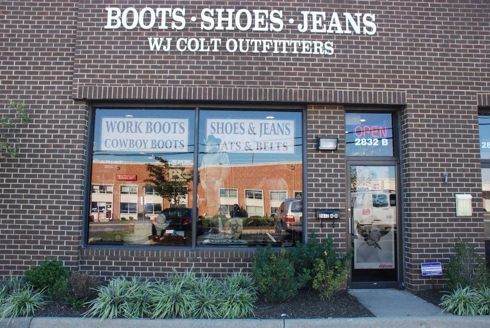 Colt W J & Co Western Wear: 2832 Dorr Ave, Fairfax, VA