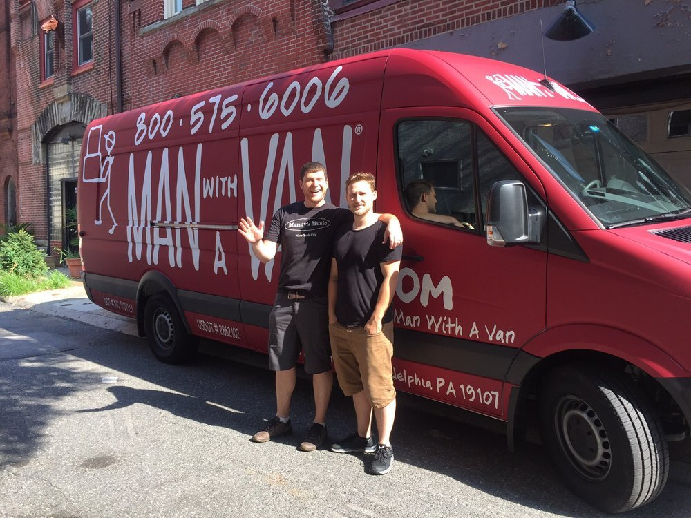 Man With A Van >> Moving From Nyc To Philly Or Dc Need Movers From Brooklyn To Boston