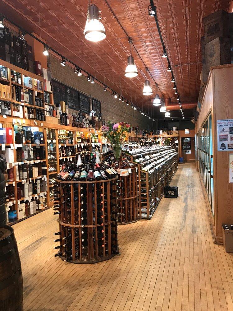 Warehouse Liquors