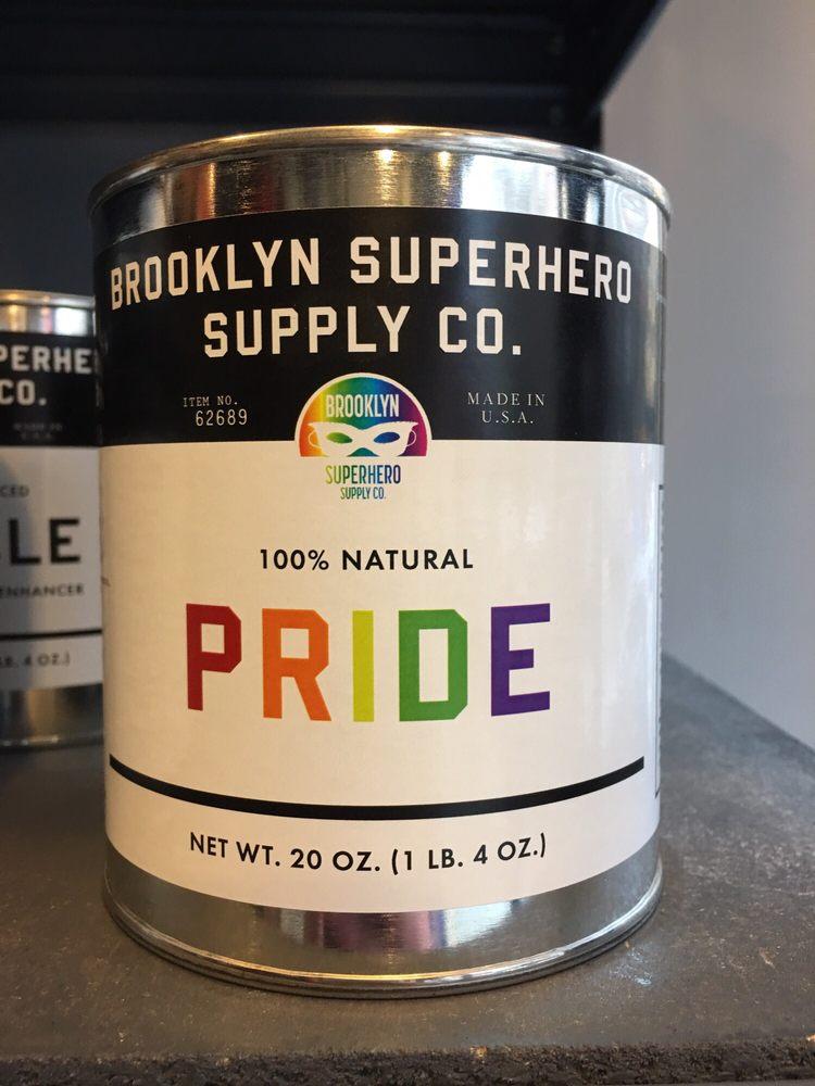 Brooklyn Superhero Supply Co: 372 5th Ave, Brooklyn, NY