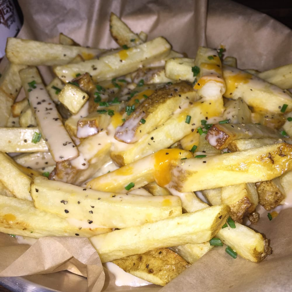 Cheesy Beer Fries Yelp