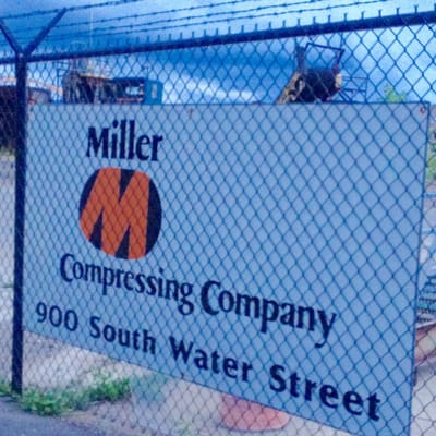 Miller Compressing Company 1640 W Bruce St Milwaukee Wi
