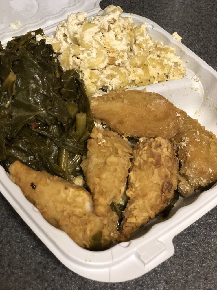 NuVegan Cafe - College Park: 8150 Baltimore Ave, College Park, MD
