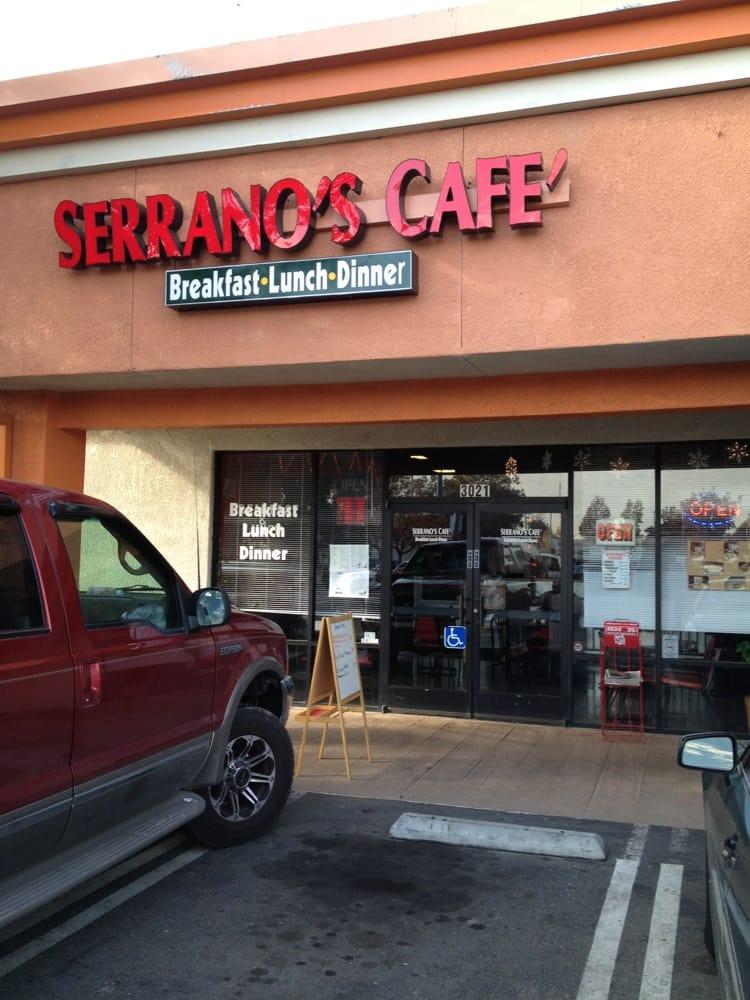 Serrano S Cafe West Sacramento Ca