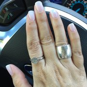 Full Set By Photo Of Star Nails Spa