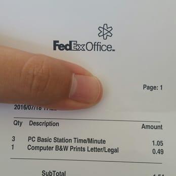 photo of fedex office print ship center honolulu hi united states