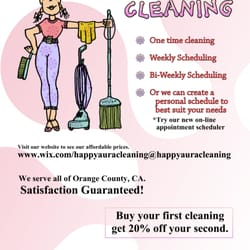 cleaning add