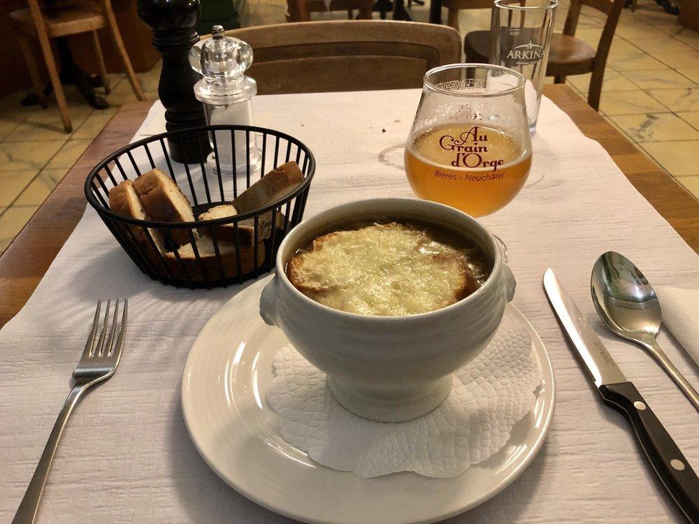 Brasserie le Cardinal - Neuchâtel