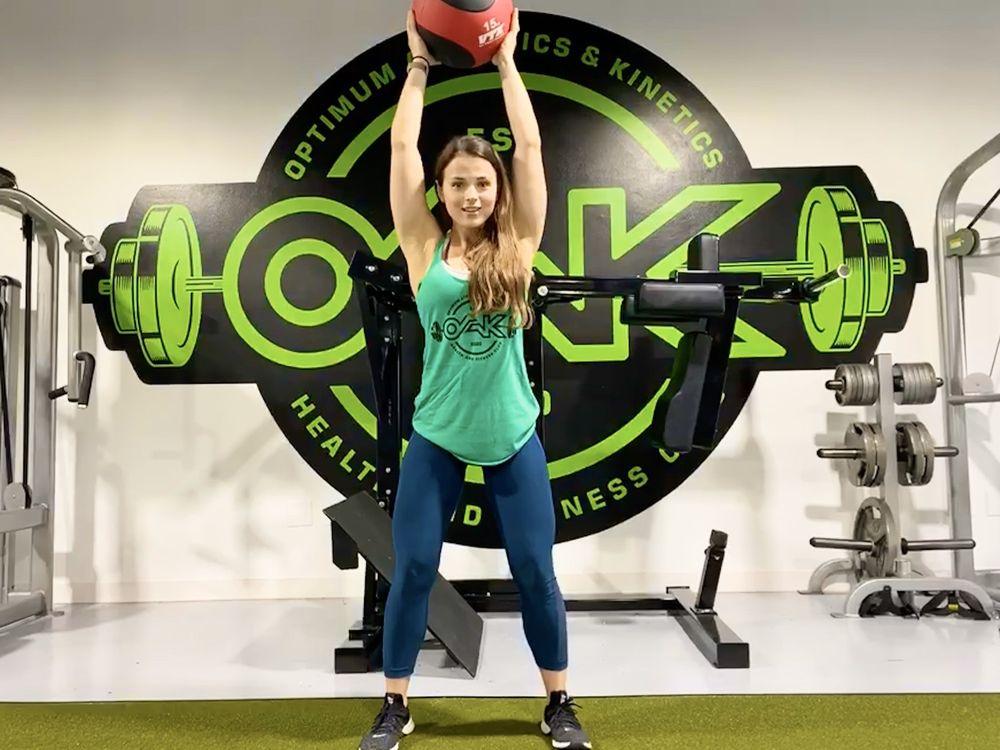 OAK Fitness: 4620 Center St, Houston, TX