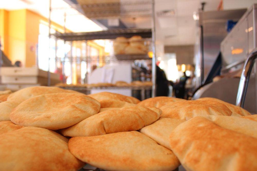 Mediterranean Deli, Bakery, and Catering: 202 W Haggard Ave, Elon, NC