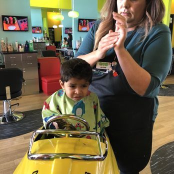 Photo of Pigtails & Crewcuts: Haircuts for Kids - Del Sur - San Diego,