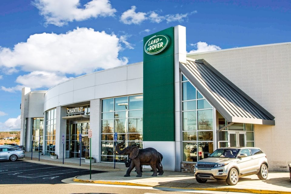 Land Rover of Chantilly - 33 Reviews - Car Dealers - 4120 Auto Park