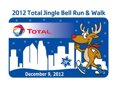 2012 Total Jingle Bell Run & Walk: 808 Pease St, Houston, TX