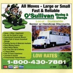 Photo Of Ou0027Sullivan Moving U0026 Storage Company   Royal Oak, MI, United