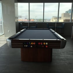 Sheridan Billiards Phoenix Pool Billiards W Rd St - Buckhorn pool table