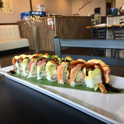 Been to Sushi Asahi? Share your experiences!
