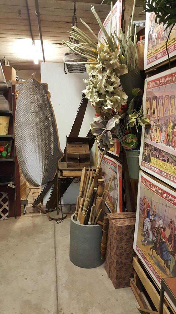 Old Red Lumberyard Antique & Vintage Sale: 600 E Louisiana, McKinney, TX