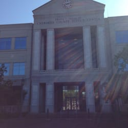 Cherokee County Justice Center Courthouses 90 North St Canton