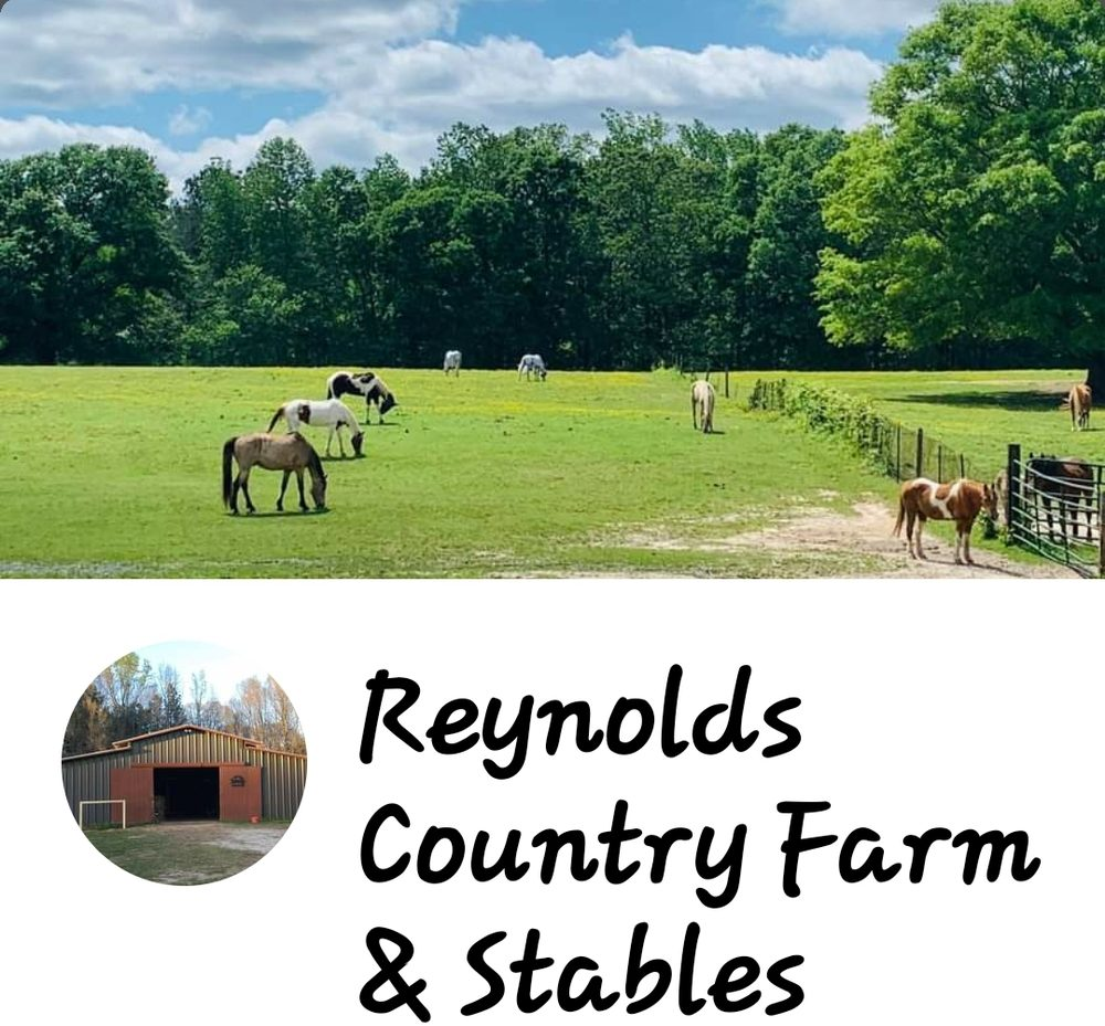 Reynolds country farm and stables: Hogansville, GA