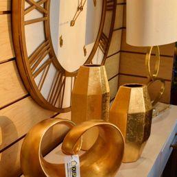 Photo Of Expo Home Decor   Miami, FL, United States. Adding Gold Accents