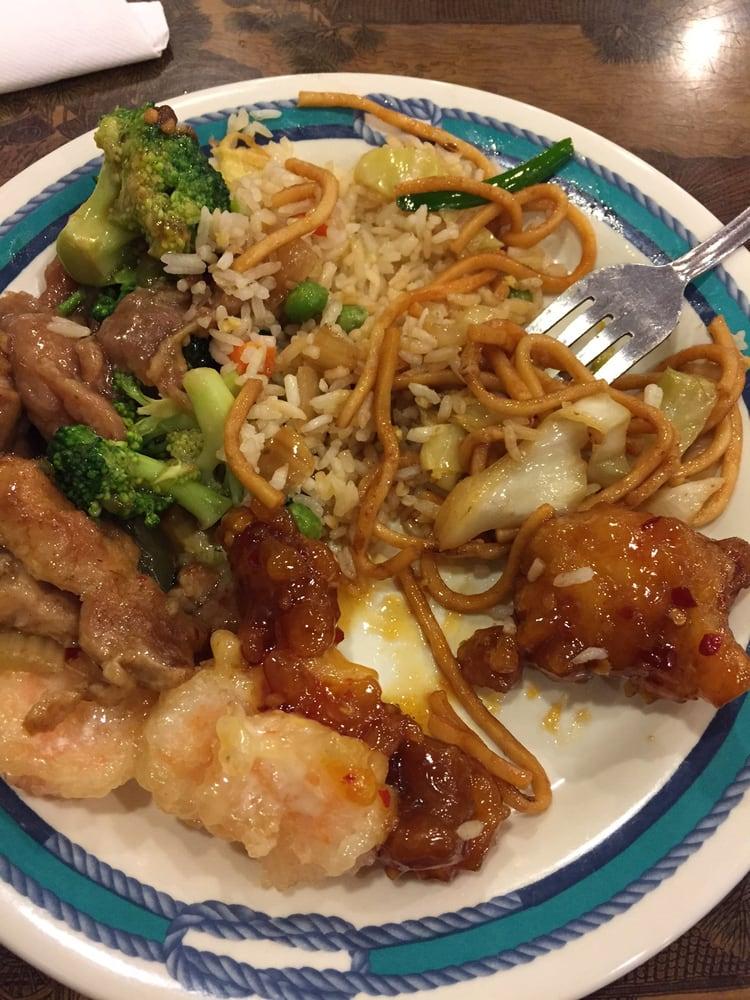 Chinese Food Buffet Peoria Az