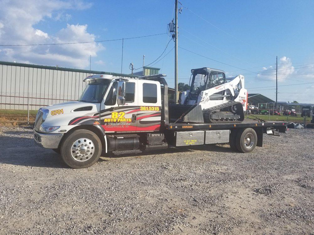 Towing business in Prattville, AL