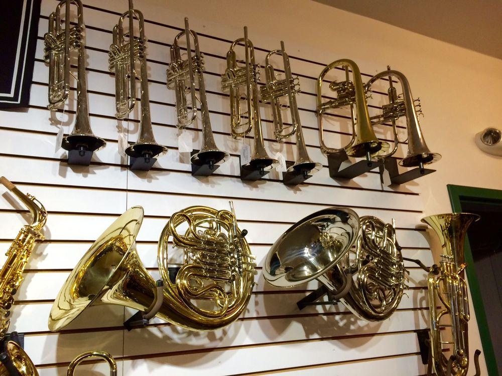 Horn Doctor Music Store
