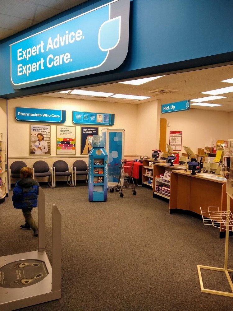 CVS Pharmacy: 550 Lancaster Ave, Berwyn, PA