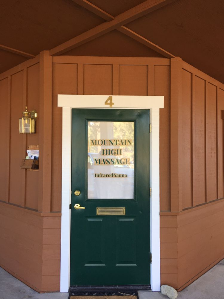 Mountain High Massage: 330 Bonta St, Blairsden, CA