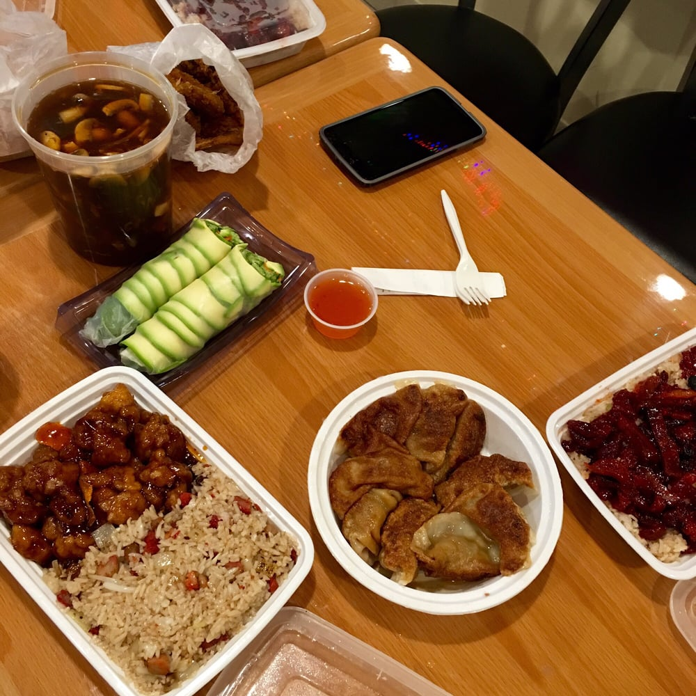 Food from China Kitchen
