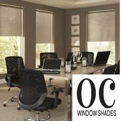 Photo Of OC Window Shades   San Clemente, CA, United States. Office Window