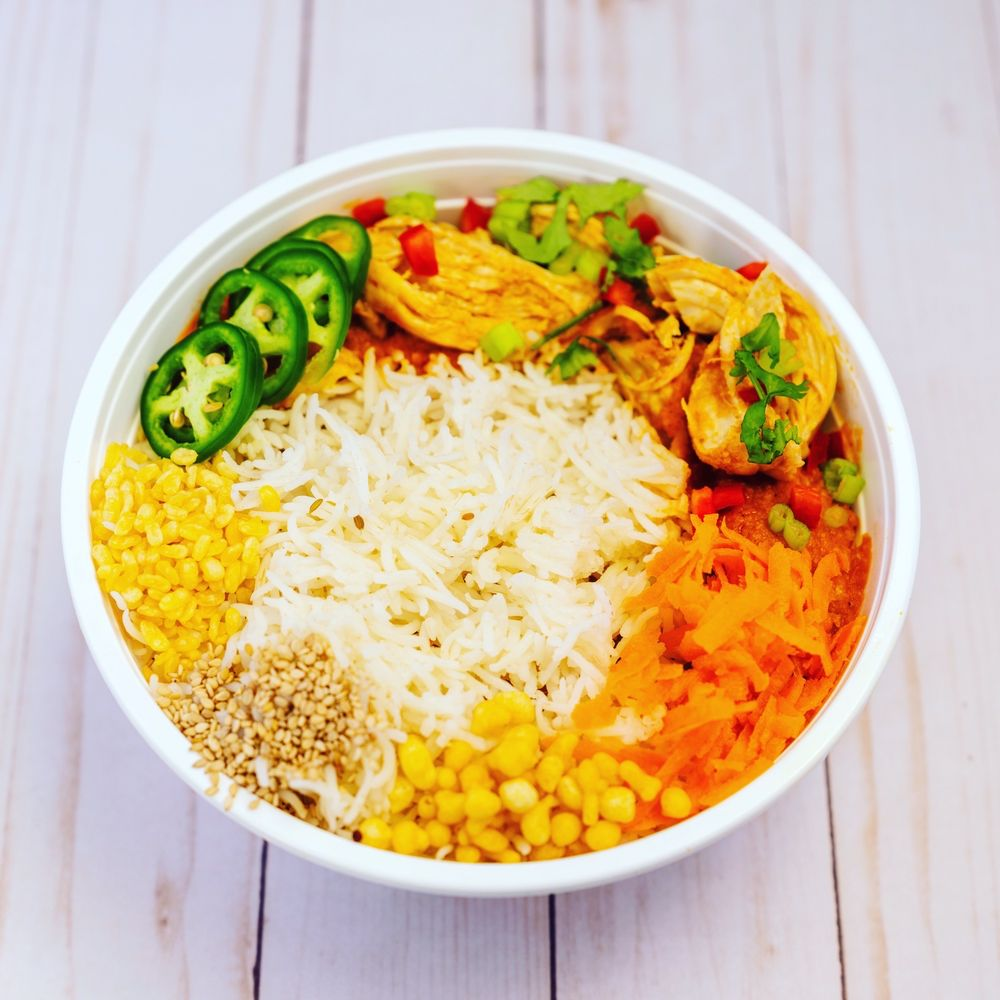 Food from Eats Meets West Bowls