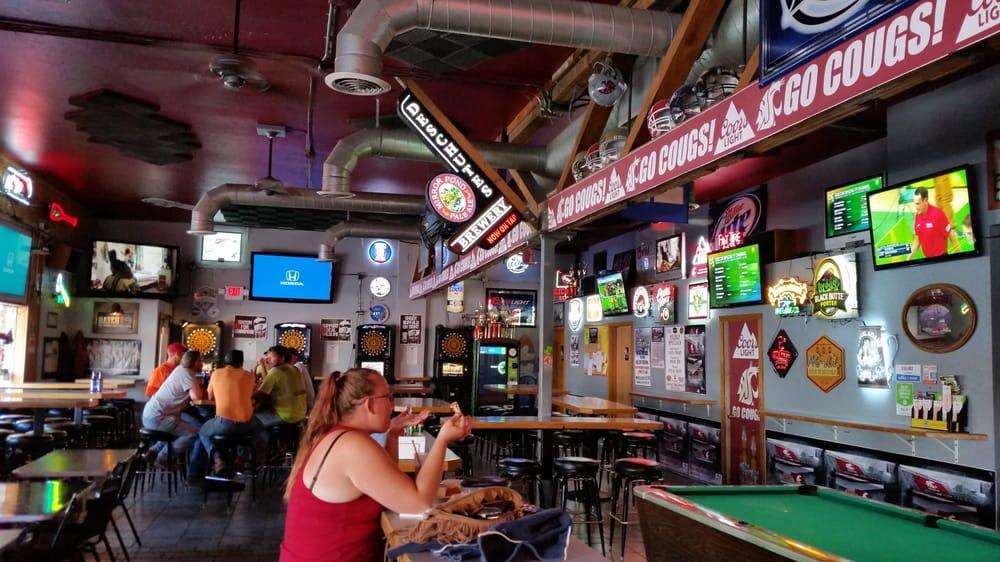 My Office Bar Grill 215 S Grand Ave Pullman Wa