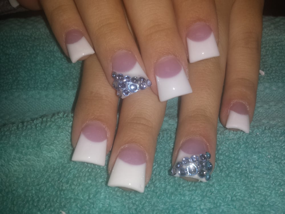 Nails by april call or text 661 733 0693 yelp for 50th avenue salon quartz hill ca