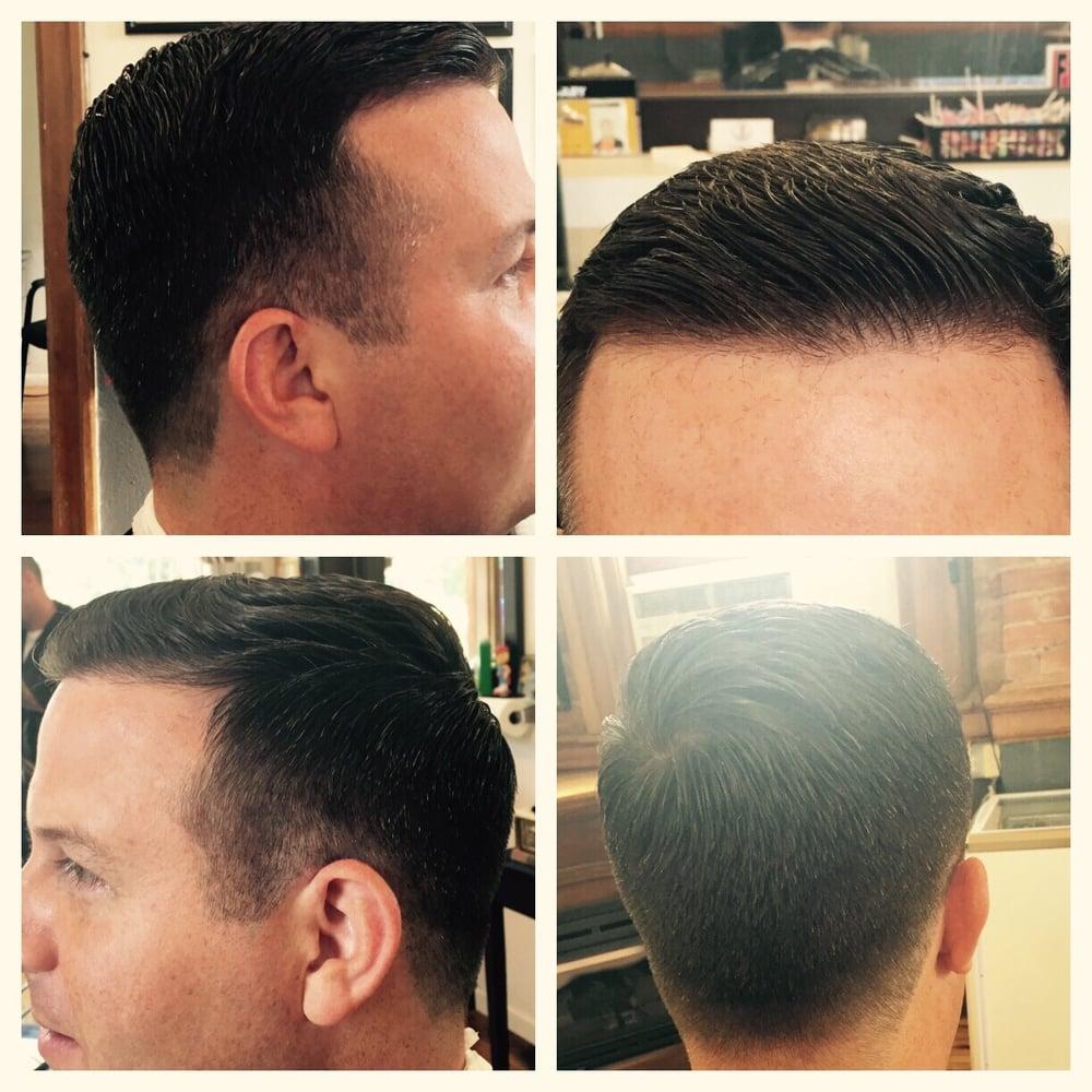 Jeff & Gary's Barbershop: 203 Irving Ave, Dayton, OH